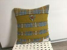 Handmade Harris Tweed cushion, home decor, accent cushion, gift