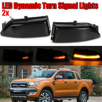 For Ford Ranger T6 Wildtrak Everest Dynamic LED Side Indicator Turn Signal Light