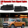 For Ford Ranger T6 Wildtrak Everest Dynamic LED Side Indicator Turn Signal Light