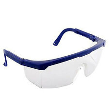 Lab Medical Eyewear Clear Vented Safety Eye Protective Anti-fog Goggles Glasses