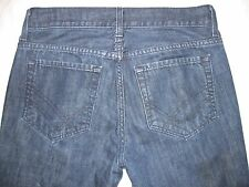 William Rast Target Button Fly Actual Size 30 X 30 1/2 Men's Jeans