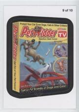 2013 Topps Wacky Packages All New Series 10 As Screamed on TV #9 Pet Ridder 0j6