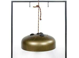 Hapi Drum Bell D moll Klangschale *Handpan *tankdrum *Steel Tongue Drum Zubehör