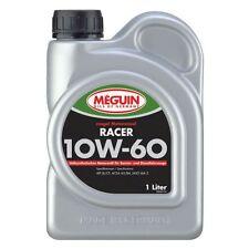 1 Liter Meguin megol Motorenoel RACER 10W-60 VS 1x1L