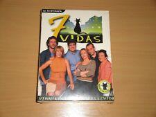 7 VIDAS 5ª QUINTA TEMPORADA EN DVD SERIE DE TV CON 6 DISCOS Y 13 EPISODIOS NUEVA
