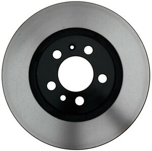 Disc Brake Rotor-Black Hat Front ACDelco Pro Brakes 18A942