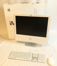 "APPLE IMAC 20"" A1207 Early 2007 Z0DH00198 3GB RAM 500GB HD OS X 10.7.5 Lion BOX"