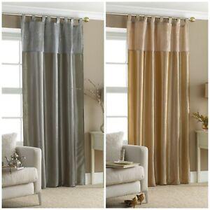 Silk Taffeta Curtains For Sale Ebay