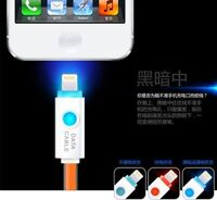 LED Light-Up Data Sync USB Charger Charging Cable Cord For iPhone 7 / 8 / 8 plus