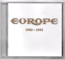 CD / EUROPE - 1982-1992 BEST OF / 17 TITRES (ANNEE 1993)