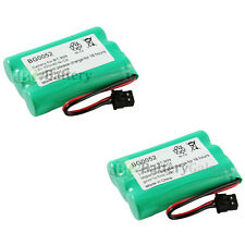 2 NEW Home Phone Rechargeable Battery for Empire CPH-488B Uniden BT-909 BT909