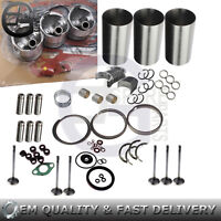 New Overhaul Rebuild Kit For Kubota D905 Engine