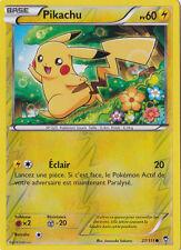 Pikachu Reverse - XY3:Poings Furieux - 27/111 - Carte Pokemon Neuve Française