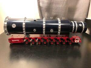 Zon Mammoet SPM Transporter - Scale 1:50 - Die Cast Model - Holland - Rare!!!