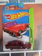 Hot Wheels 8 Crate Hw Workshop 225/250 Cfh38-09B0J