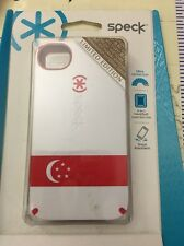 Speck CandyShell Limited Edition Flags Case-Singapore for iPhone 4s/4 SPK-A1396
