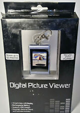 Digital 50 Photo Color Picture Viewer Key Chain