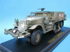 HALFTRACK M3 1/24 TUNIS 1942 USA ARMY WW II , KADEN , GONIO , WORLD WAR 2 AFRICA
