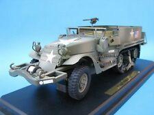 HALFTRACK M3 1/24 OPERATION TORCH USA ARMY NORTH AFRICA CAMPAIGN KADEN GONIO