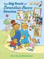 Big Book of Berenstain Bears Stories, Hardcover by Berenstain, Stan; Berensta...