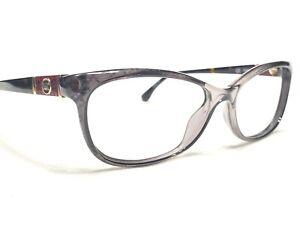 Michael Kors MK270 206 Women's Gray Tortoise Cats Eye Rx Eyeglasses Frames 52/16