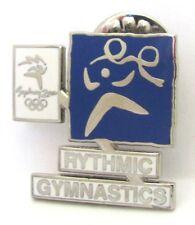 RYTHMIC GYMNASTICS EVENT PICTOGRAM LOGO SYDNEY OLYMPIC GAMES 2000 PIN BADGE #140
