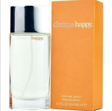 Happy by Clinique 3.3 / 3.4 oz Perfume EDP Spray for women - NEW SEALED BOX