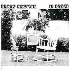 Randy Newman 12 SONGS Nonesuch Records NEW SEALED VINYL RECORD LP