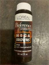 Loreal Preference Mega Browns BR3 Spice Permanent Hair Color