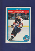 Willy Lindstrom 1982-83 O-PEE-CHEE Hockey #384 (NM)