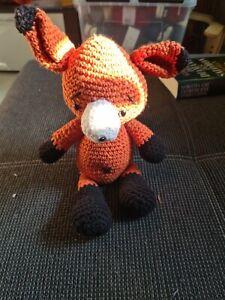 Fuchs kuscheltier
