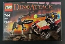 LEGO 7473 Street Sprinter vs. Mutant Lizard DINO ATTACK