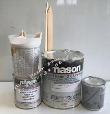 Snow White Dupont/Nason 2K Ful Thane acrylic urethane single stage auto paint