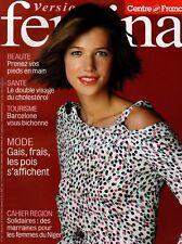 ▬► Version FEMINA - N°108 du 25 Avril 2004 - Anne-Marie PHILIPE