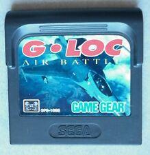 Jeu Vidéo Sega Game Gear: G Loc Air Battle