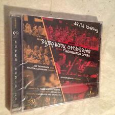 DAVID CHESKY CD URBAN CONCERTOS LOVE DERWINGER MARTIN KUUSKMANN ROSSEN GERGOV