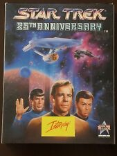 Star Trek 25th Anniversary, IBM 3.5 PC/Tandy Computer Game by Interplay, 1991