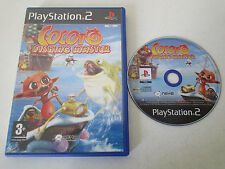 COCOTO FISHING MASTER - SONY PLAYSTATION 2 - JEU PS2