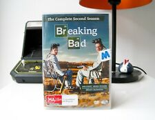BREAKING BAD: THE COMPLETE SECOND SEASON - DVD | LIKE NEW & SEALED