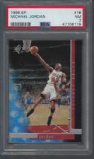 1996 Upper Deck SP # 16 Michael Jordan PSA 7