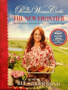 The Pioneer Woman Cooks: The New Frontier by Ree Drummond (2019, Hardcover)