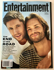 `EW Entertainment Weekly Magazine May 2020 SUPERNATURAL - End of The Road B&N