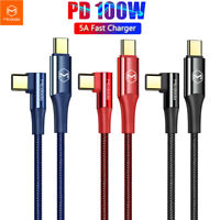 MCDODO 100W PD USB C to USB Type C Charge Cable Cord For Samsung Macbook iPad