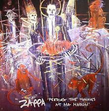 Frank Zappa - Feeding the Monkies at Ma Maison - New Coloured Vinyl LP