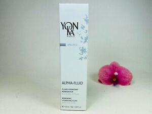 Yonka Alpha Fluid Renewing Hydrating Fluid 50ml / 1.69oz NEW SAME DAY SHIP