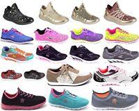 Women's New Tennis Training Light Weight Mesh Sport Running Walking Shoe Sz 5-10