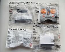 LEGO Train Power Functions / 8879 8884 88000 88002 Kit Set / New in Sealed Bags