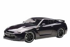 F/S AUTOart NISSAN GT-R R35 SPEC V ULTIMATE OPAL BLACK 1/12 Scale Model Car