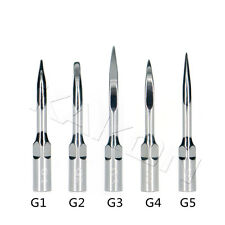 Dental Ultrasonic Scaler Scaling Tip G1 G2 G3 G4 G5 Fit EMS WOODPECKER Handpiece