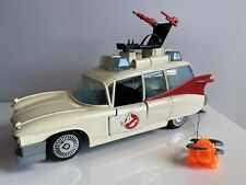 GHOSTBUSTERS ECTO 1 ECTO1 100% COMPLETE WORKING C7 SOME DISCOLORATION